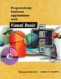 Programming Bus.appl.w/visual Basic
