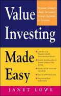Value Investing Made Easy Benjamin Graham's Classic Investment Strategy Explained for Everyone