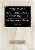 Contracts and the Legal Environment for Engineers and Architects
