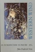Western Wind An Introduction to Poetry