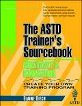 Creativity and Innovation The Astd Trainer's Sourcebook
