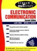 Schaum's Outline of Theory and Problems of Electronic Communication