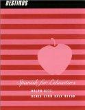 Destinos Spanish for Educators (Professional Supplements)