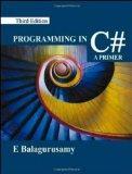 Programming in C#: A Primer