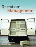 Operations Management - with CD (Canadian)