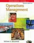 Operations Management (McGraw-Hill International Editions)