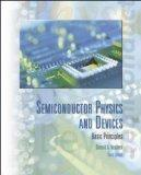 Semiconductor Physics and Devices International Edition