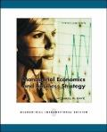 Managerial Economics and Business Strategies -with CD (International Edition) - Baye - Paper...