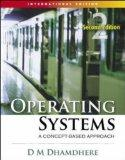 Operating Systems: V. 2 E: A Concept-Based Approach