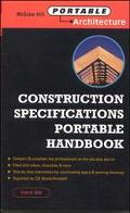 Construction Specifications Portable Handbook