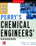 Perry's Chemical Engineering Handbook Lan Version