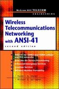 Wireless Mobile Networking With Ansi-41
