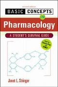 Basic Concepts in Pharmacology A Student's Survival Guide