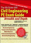 McGraw-Hill Civil Engineering Pe Exam Guide Breadth and Depth
