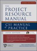 Project Resource Manual CSI Manual of Practice