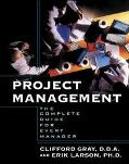 Project Management The Complete Guide for Every Ma