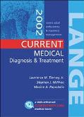 Current Med.diagnosis+treatment,2002