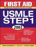 First Aid for the Usmle Step 1 A Student to Student 2002