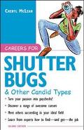 Careers for Shutterbugs & Other Candid Types
