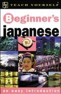 Teach Yourself Beginner's Japanese