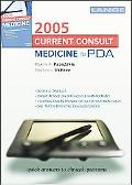 CURRENT CONSULT Medicine 2005 for PDA