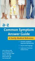A-Z Common Symptom Answer Guide