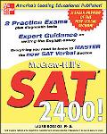 McGraw-Hill's Sat 2400! A Sneak Preview of the New Sat I Verbal Section