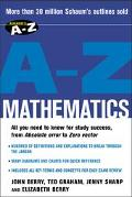Schaums A-Z Mathematics