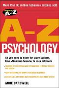 Schaum's A-Z Psychology