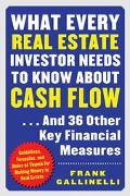 What Every Real Estate Investor Needs to Know About Cash Flow . . . and 33 Other Key Financi...