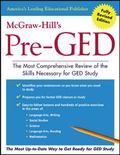 McGraw-Hill's Pre-Ged The Most Comprehensive Review of the Skills Necessary for Ged Study