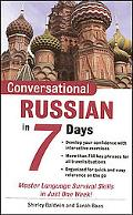 Teach Yourself Conversational Russian in 7 Days