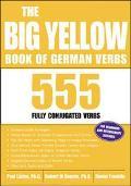Big Yellow Book Of German Verbs 555 Fully Conjugated Verbs