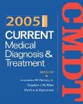 Current Medical Diagnosis & Treatment 2005 (cmdt)