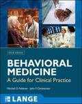 Behavioral Medicine in Primary Care