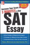 Sat Essay Increase Your Score in 3 Minutes a Day