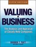 Valuing a Business The Analysis and Appraisal of Closely Held Companies