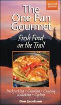 One Pan Gourmet Fresh Food on the Trail