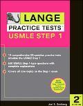 Lange Practice Tests Usmle Step 1