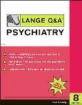 Lange Q & A Psychiatry