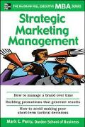 Strategic Marketing Management A Means-End Approach
