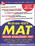 McGraw-Hill's MAT Miller Analogies Test
