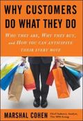 Why Customers Do What They Do Who They Are, why They Buy, And How You Can Anticipate Their E...