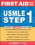 First Aid for the USMLE Step 1 2006