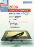 Current Consult Medicine 2006 for PDA