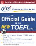 The Official TOEFL Prep Guide with Audio CD - Educational Testing Service -