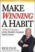 Make Winning a Habit