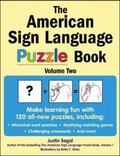 American Sign Language Puzzle Book