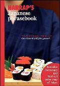 Harrap's Japanese Phrasebook