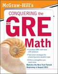 McGraw-Hill's Conquering GRE Math